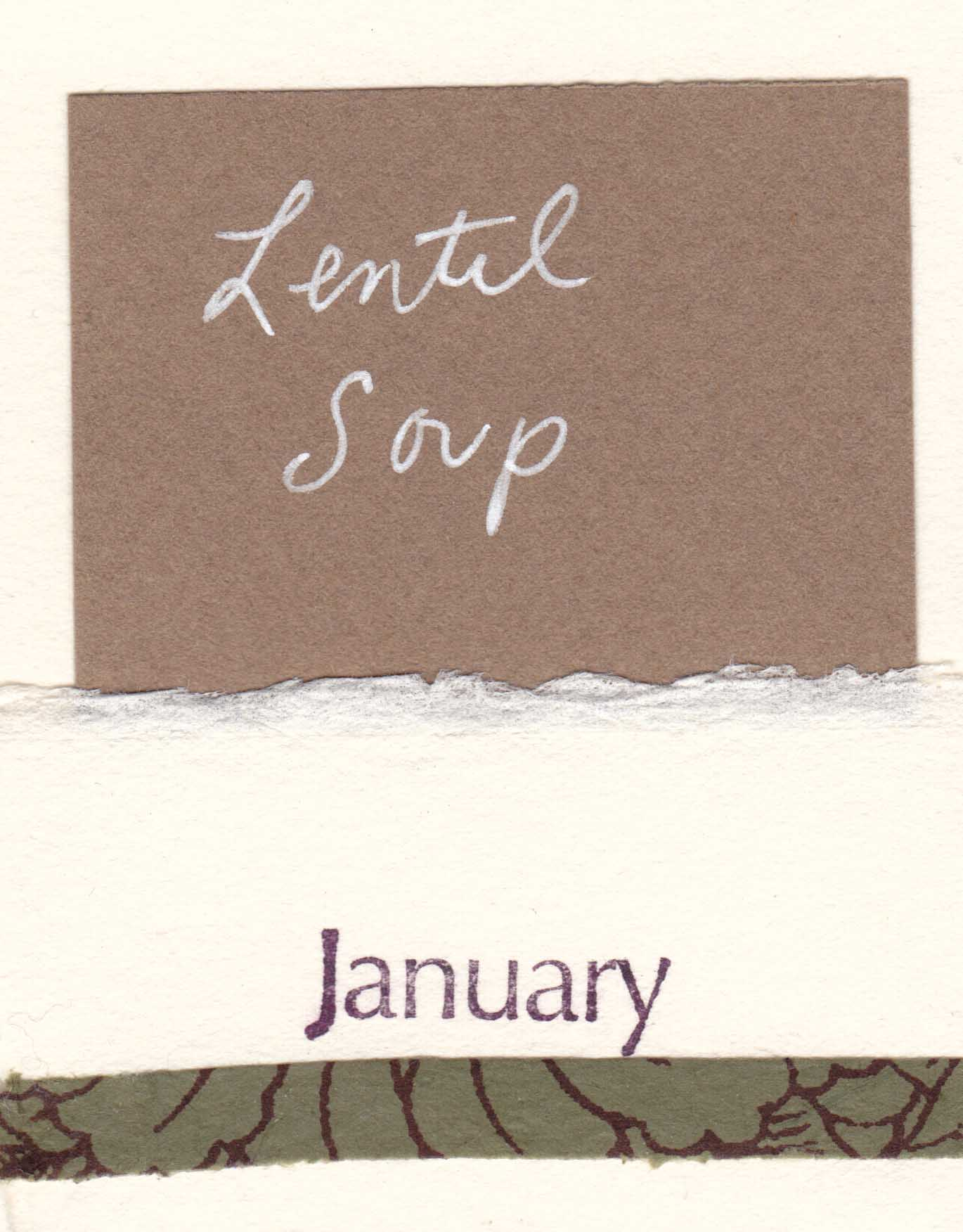 January card scan small
